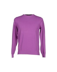 Private Lives Sweaters Purple