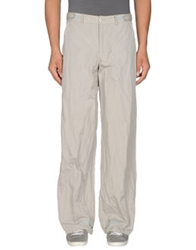 Marithe' F. Girbaud Marithe Francois Girbaud Casual Pants Light Grey