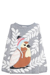 Paul And Joe Bird Sweater