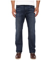 7 For All Mankind Austyn Relaxed Straight Leg In Marina Waves Marina Waves Men's Jeans Blue