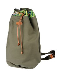 Etro Bags Rucksacks And Bumbags Women Military Green