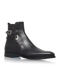 Sutor Mantellassi Orthos Buckle Boots Male Black