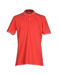 Peuterey Topwear Polo Shirts Men Red