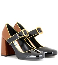 Prada Patent Leather Pumps Black