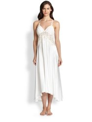 Jonquil Sabrina Satin Sleep Gown