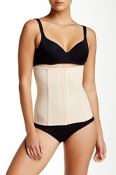 Joan Vass Solid Waist Cincher Plus Size Available