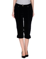 Clips Trousers 3 4 Length Trousers Women Black