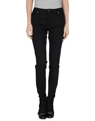 Acne Studios Denim Pants Black