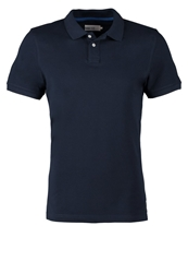 Pier One Polo Shirt Navy Blue