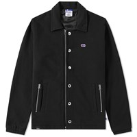 Champion X Beams Coach Jacket Black