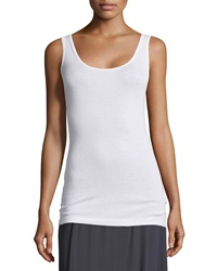 Xcvi Basic Slim Cotton Tank Women's
