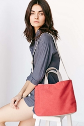 Bdg Canvas Mini Tote Bag Coral