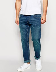 French Connection Stretch Skinny Fit Jeans Blue