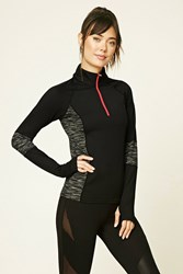 Forever 21 Active Heathered Pullover