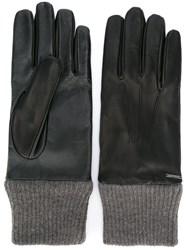 Diesel 'Girib Male' Gloves Black