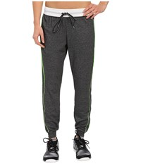 Zobha Relaxed Track Pants W Flat Tipping Black Women's Workout