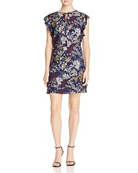Wayf Wildflower Ruffled Dress Bloomingdale's Exclusive Blue
