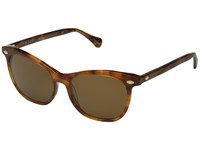 Raen Talby Brown W Split Finish Rootbeer Fashion Sunglasses