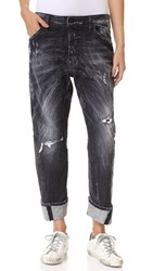 Dsquared Workwear Jeans Black
