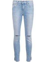 Joe's Jeans 'The Icon Ankle' Skinny Blue