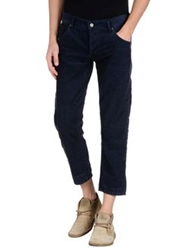 Citizens Of Humanity Casual Pants Dark Blue