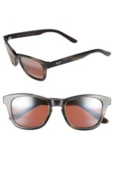 Women's Maui Jim 'Ka'a Point' 51Mm Polarizedplus2 Sunglasses