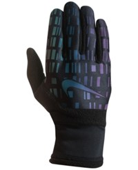 Nike Vapor Flash Dri Fit Graphic Gloves Black
