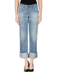 Roy Rogers Roy Roger's Denim Pants Blue