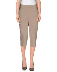 Fred Perry Trousers 3 4 Length Trousers Women Beige