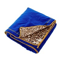 Roberto Cavalli Venezia Throw China Blue 130X180