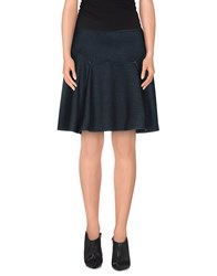 Surface To Air Skirts Mini Skirts Women Dark Green