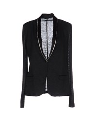 Majestic Suits And Jackets Blazers Women Black
