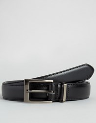 New Look Belt In Black Black