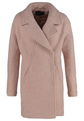 Y.A.S Yas Yaslino Classic Coat Amberlight Apricot