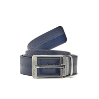 Hugo Boss Green Men's Troy Belt Navy