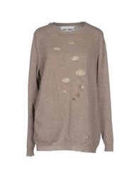 Brand Unique Sweaters Khaki