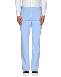 Eleven Paris Trousers Casual Trousers Men Sky Blue