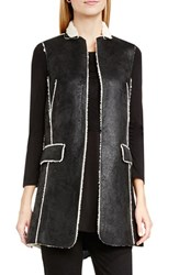 Vince Camuto Women's Two By Faux Shearling Vest