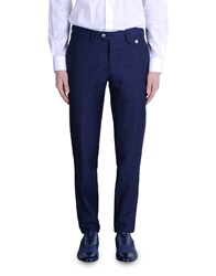 Michael Bastian Casual Pants Dark Blue