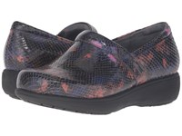 Softwalk Meredith Multi Snake Women's Slip On Shoes Animal Print