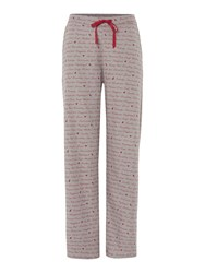 Dickins And Jones Beatrice Birds Trouser Grey