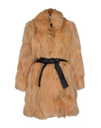 Beayukmui Coats And Jackets Fur Outerwear Women