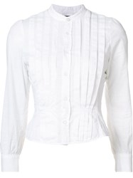 Citizens Of Humanity 'Tami' Blouse White