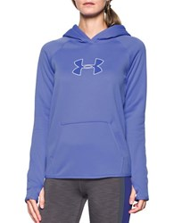 Under Armour Storm Logo Sweatshirt Volt Blue