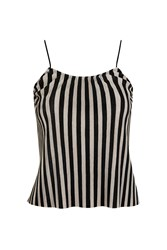 Glamorous Pleated Cami By Petites Grey