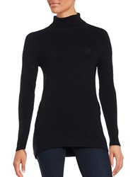 French Connection Bambi Turtleneck Sweater Black