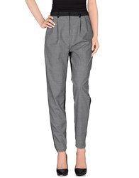 5Preview Trousers Casual Trousers Women Steel Grey