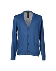 Marc By Marc Jacobs Knitwear Cardigans Men Pastel Blue
