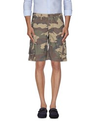 North Sails Trousers Bermuda Shorts Men Dark Brown