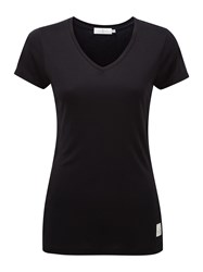Henri Lloyd Rosa V Neck Tee Black